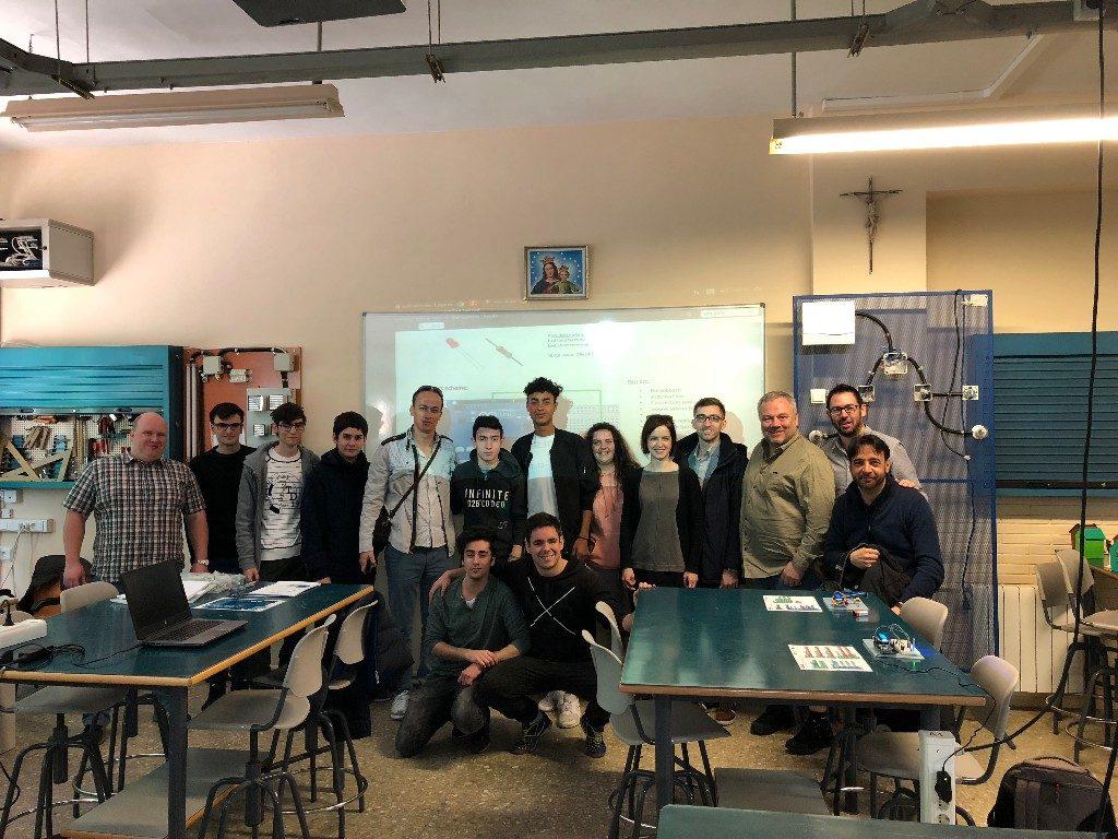 Teaching in Digital Age - Alcoi