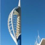 Spinnaker Tower v Portsmouth