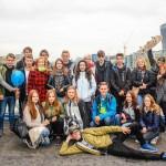 Naše škola tentokrát na Tower Bridge