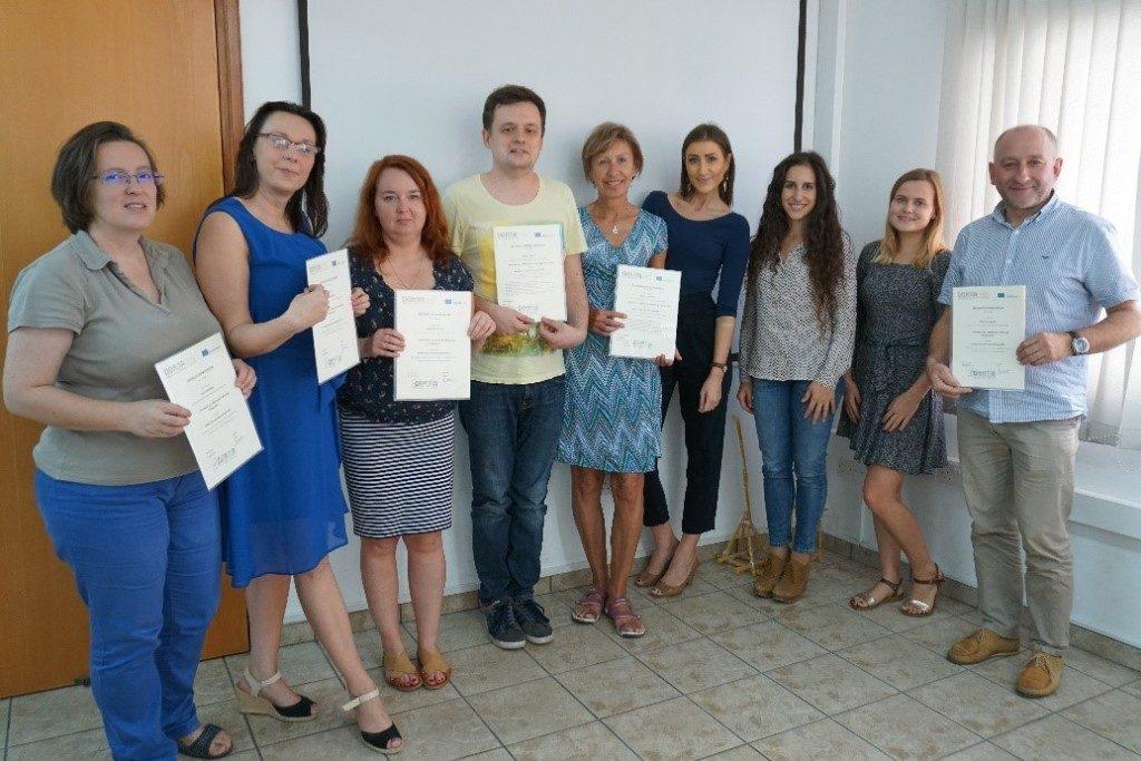 Erasmus + KA101 SPSCH