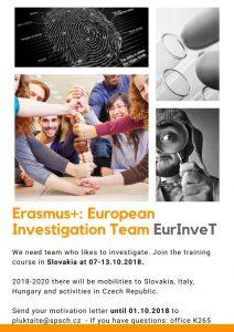 Erasmus EurInveT