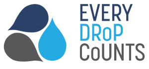 Every Drop CoUNTS – logo